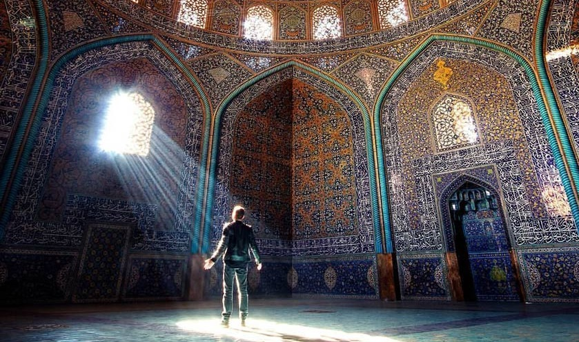 Travel through Persia's History